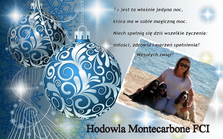 życzenia od Montecarbone 2019